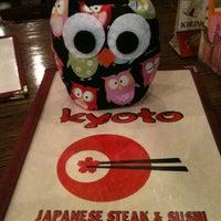Photo taken at Kyoto Japanese Steak & Sushi by Sherry M. on 6/18/2012