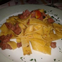 Photo taken at Osteria Volendo by Giulia B. on 6/24/2012