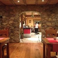 Photo taken at Brasserie De La Forêt by Rogerio J. on 7/4/2012