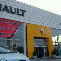 Photo taken at Renault Karoto by Caner G. on 8/9/2012