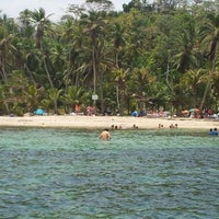 Photo taken at Isla Mamey by Guido on 4/7/2012