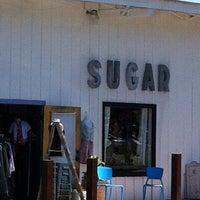 Photo taken at Sugar by pauline p. on 8/8/2012
