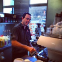 Photo taken at Uno Espresso by Tony H. on 5/21/2012