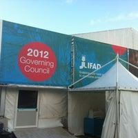 Photo taken at IFAD by Gazzurbo on 2/22/2012