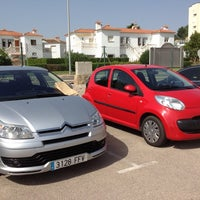 Photo taken at Rent A Car Denia, S.A. by Domingo R. on 8/20/2012