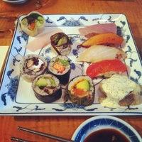 Photo taken at Miya's Sushi by Francesco B. on 7/9/2012