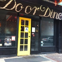 Photo taken at Do or Dine by Samantha E. on 8/9/2012