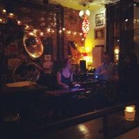 Photo taken at Cafe Steinhof by Zach T. on 3/29/2012