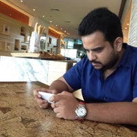 Photo taken at Hyatt by vishnu k. on 3/5/2012