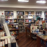 Photo taken at The Bookstore in the Grove by Itzmiiwendy on 2/18/2012