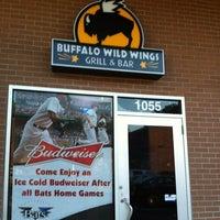 Photo taken at Buffalo Wild Wings by Darnell B. on 6/7/2012