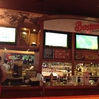 Photo taken at Boston's by Nacho A. on 2/5/2012
