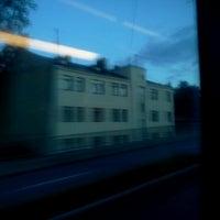 Photo taken at Pie Tilta by Vitalij S. on 8/9/2012