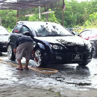 Photo taken at RSZ Carwash by Mohd F. on 7/10/2012