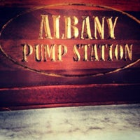 Photo taken at C.H. Evans Brewing Co. at the Albany Pump Station by Doug B. on 4/24/2012