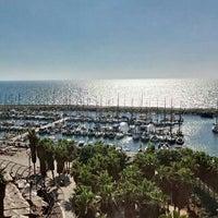 Photo taken at The Carlton Hotel Tel Aviv by NathanJ on 7/2/2012