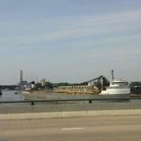Photo taken at Tilleman Bridge by Chris J. on 7/6/2012