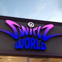 Photo taken at Swirlz World by Scott Y. on 7/10/2012