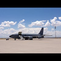 Photo taken at Albuquerque International Sunport (ABQ) by Christopher C. on 7/8/2012