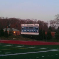 Photo taken at T.C. Williams High School by Drew S. on 3/14/2012