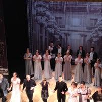 Photo taken at Центр оперного пения  Галины Вишневской by Anna L. on 6/25/2012