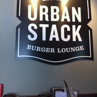 Photo taken at Urban Stack by L.J. C. on 4/22/2012
