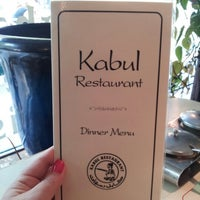 Photo taken at Kabul Afghanistan Restaurant by Ruslana W. on 8/1/2012