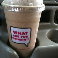Photo taken at Dunkin' Donuts by Michelle S. on 6/21/2012