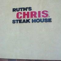 Photo taken at Ruth's Chris Steak House by Derek J. on 7/3/2012