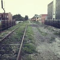 7/19/2012 tarihinde Jon A.ziyaretçi tarafından Bloomingdale Trail — The 606'de çekilen fotoğraf