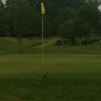 Photo taken at Arlington Park Golf Course by Eric H. on 5/6/2012
