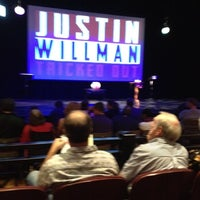 Photo taken at Merrimack Hall Performing Arts Center by Joel on 9/7/2012