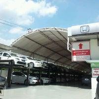 Photo taken at Wong Honda Cars by Jeablak R. on 5/19/2012