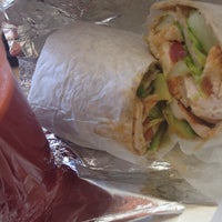 Photo taken at Fuel Grill and Juice Bar by DaSH on 9/10/2012