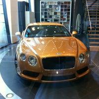 Photo taken at Bugatti | Automobil Forum Unter den Linden by Nicola M. on 8/23/2012