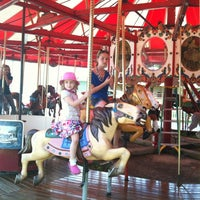Photo taken at Kimberly's Carousel by Katherine B. on 6/23/2012