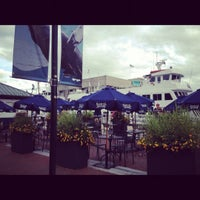 Photo taken at The Landing at Long Wharf by L O. on 9/5/2012
