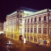 Das Foto wurde bei Wiener Staatsoper von Jordi R. am 4/29/2012 aufgenommen