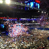 Photo taken at 2012 Republican National Convention by Mike R. on 8/31/2012