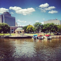 Photo taken at Pere Marquette Park by Samantha J. on 8/11/2012