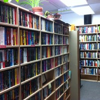 Photo taken at Forget-Me-Not Books by E. S. on 3/10/2012