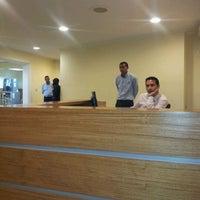 Photo taken at ECAS: Sede Hernando De Aguirre by Carolina S. on 6/1/2012