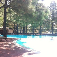 Photo taken at The Little America Hotel - Flagstaff by Patrice M. on 8/15/2012