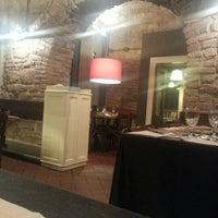 Photo taken at Taverna Rossini by Al M. on 8/1/2012