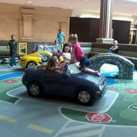 Photo taken at Oak Park Mall Play Area by Michael C. on 5/3/2012