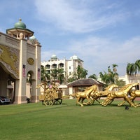 Photo taken at Palace of the Golden Horses by Thomas C. on 8/30/2012
