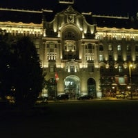 Photo taken at Four Seasons Hotel Gresham Palace Budapest by Michael S. on 8/2/2012