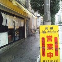 Photo taken at Shirakawa Soba by Takeshi I. on 3/10/2012