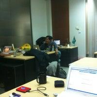 Photo taken at Metrocom Global Solusi (Buncit) by Nirgo T. on 2/13/2012