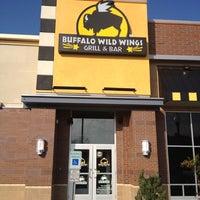 Photo taken at Buffalo Wild Wings by Ambrosia J. on 3/15/2012